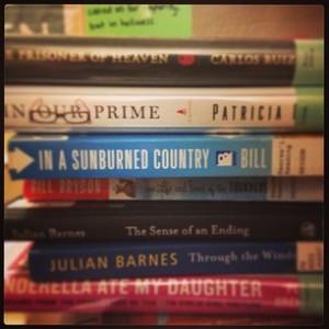 Books April 25