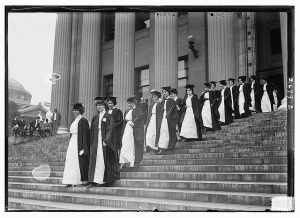 Barnard College, 1913. Credit: Library of Congress.
